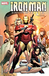 Iron Man: Director Of S.H.I.E.L.D. - The Complete Collection