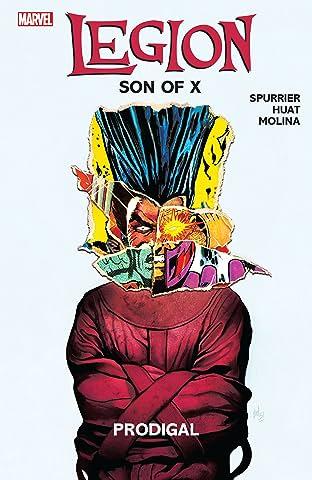 Legion: Son Of X Vol. 1: Prodigal