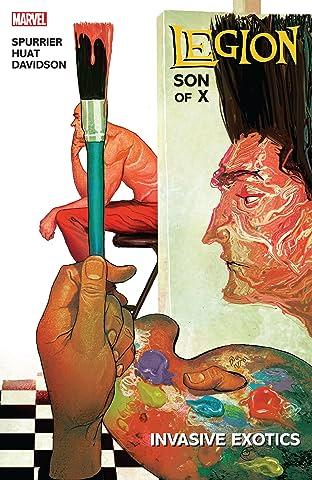 Legion: Son Of X Vol. 2: Invasive Exotics