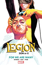 Legion: Son Of X Tome 4: For We Are Many