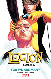 Legion: Son Of X Vol. 4: For We Are Many