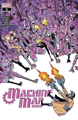 2020 Machine Man #2 (of 2)