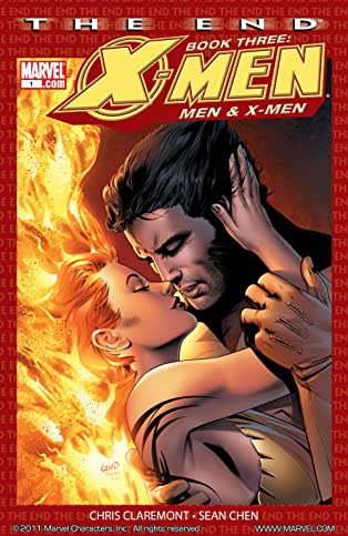 X-Men: The End #1: Men and X-Men