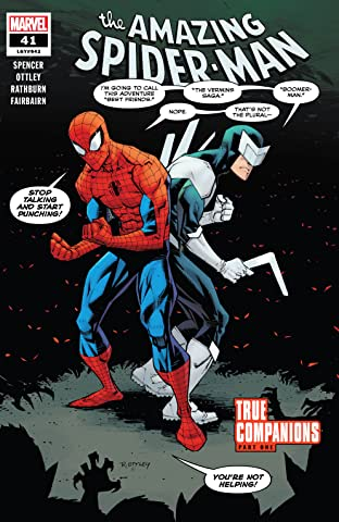 Amazing Spider-Man (2018-) #41