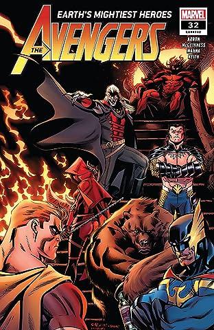 Avengers (2018-) No.32