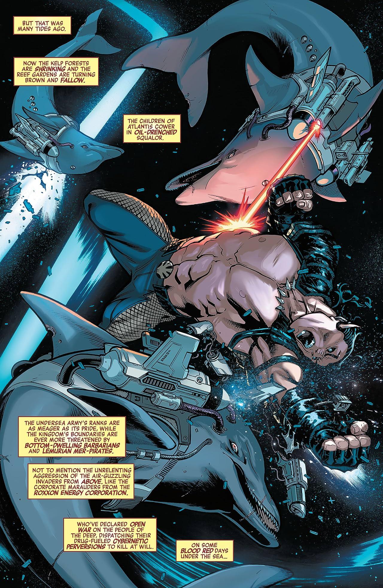 Avengers (2018-) #32