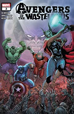 Avengers Of The Wastelands (2020) #3 (of 5)