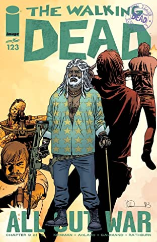 The Walking Dead #123