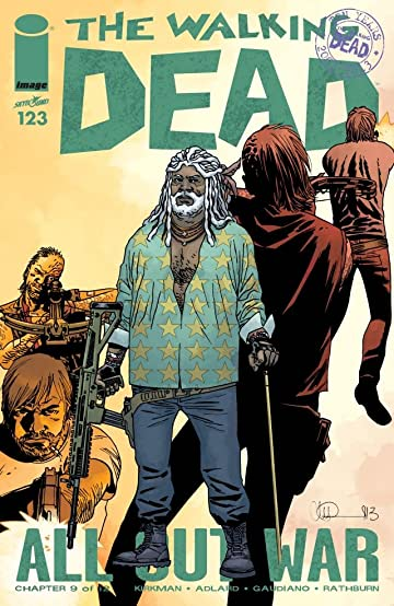The Walking Dead No.123