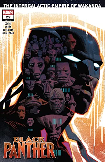 Black Panther (2018-) #22