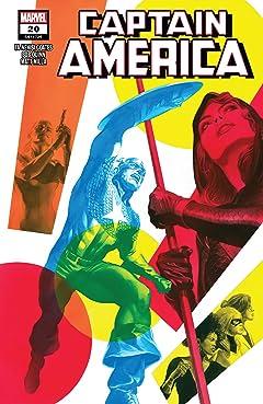 Captain America (2018-) #20
