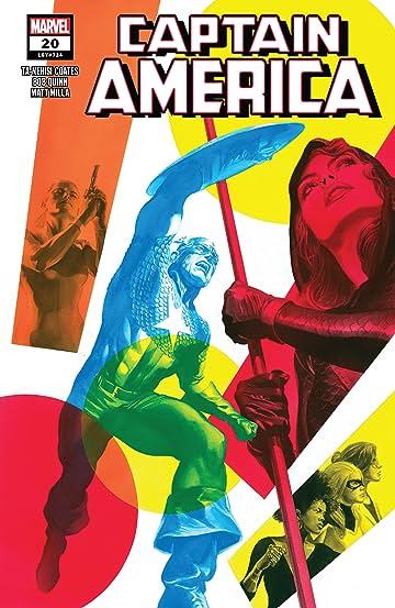 Captain America (2018-) No.20