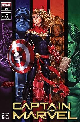 Captain Marvel (2019-) #16