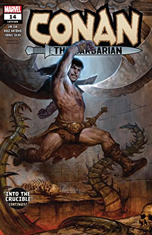 Conan The Barbarian (2019-) No.14
