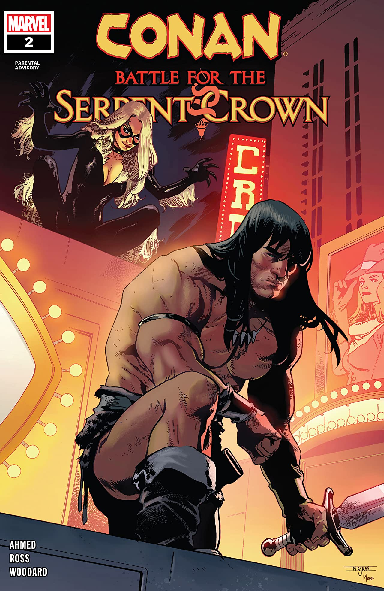 Conan: Battle For The Serpent Crown (2020) No.2 (sur 5)