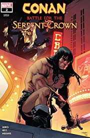 Conan: Battle For The Serpent Crown (2020) #2 (of 5)