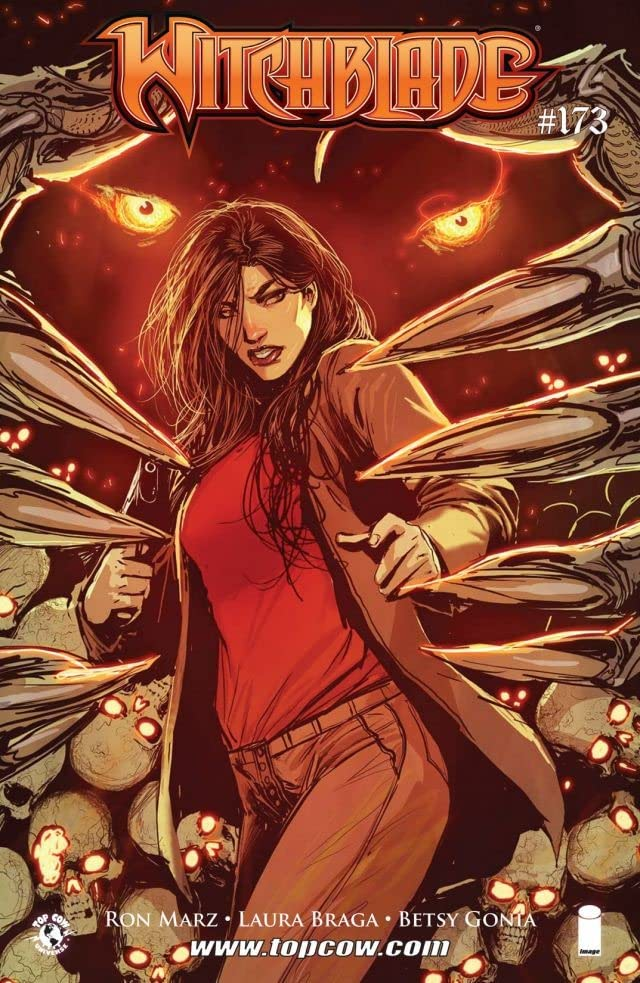 Witchblade #173