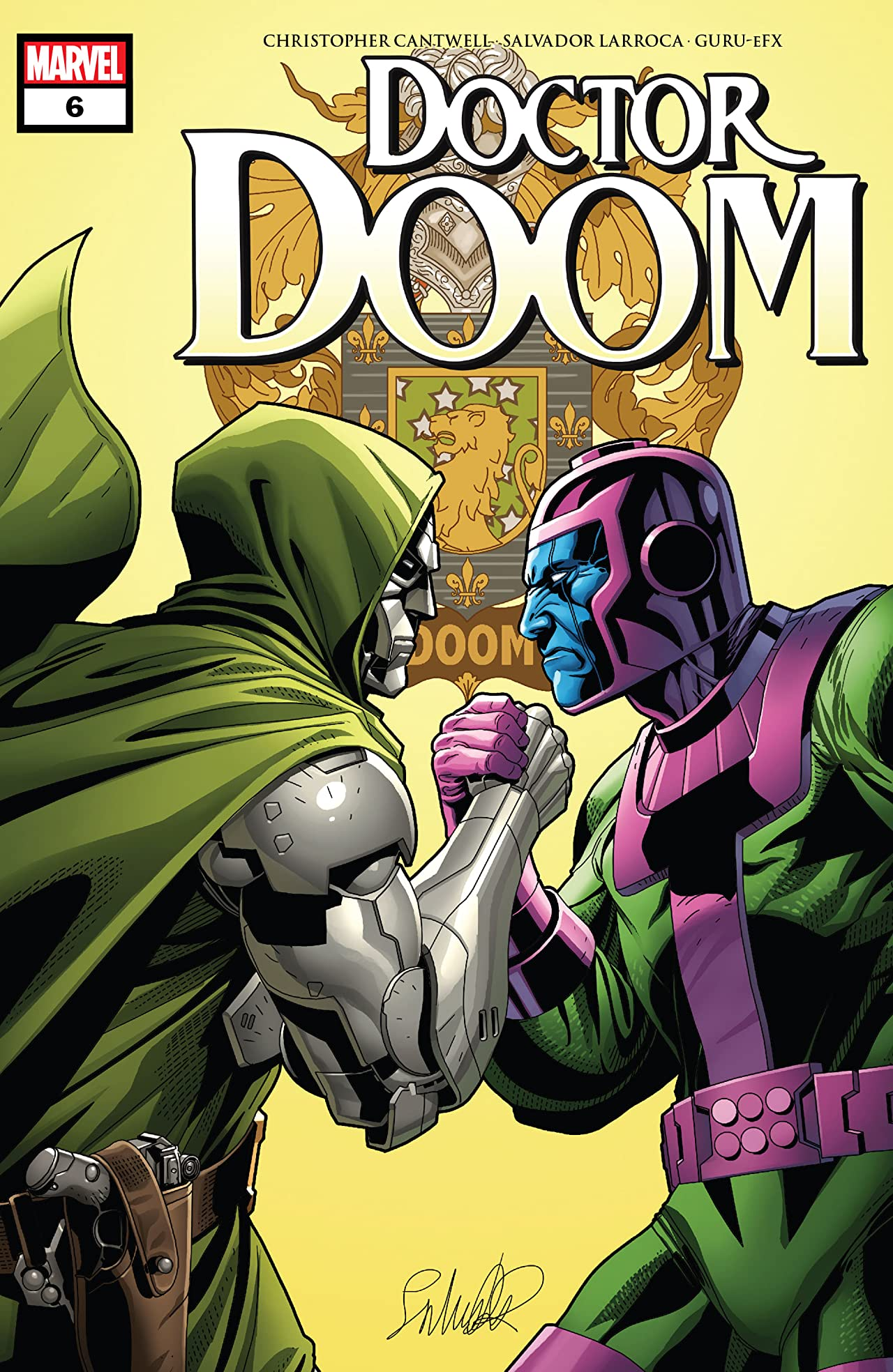 Doctor Doom (2019-) No.6