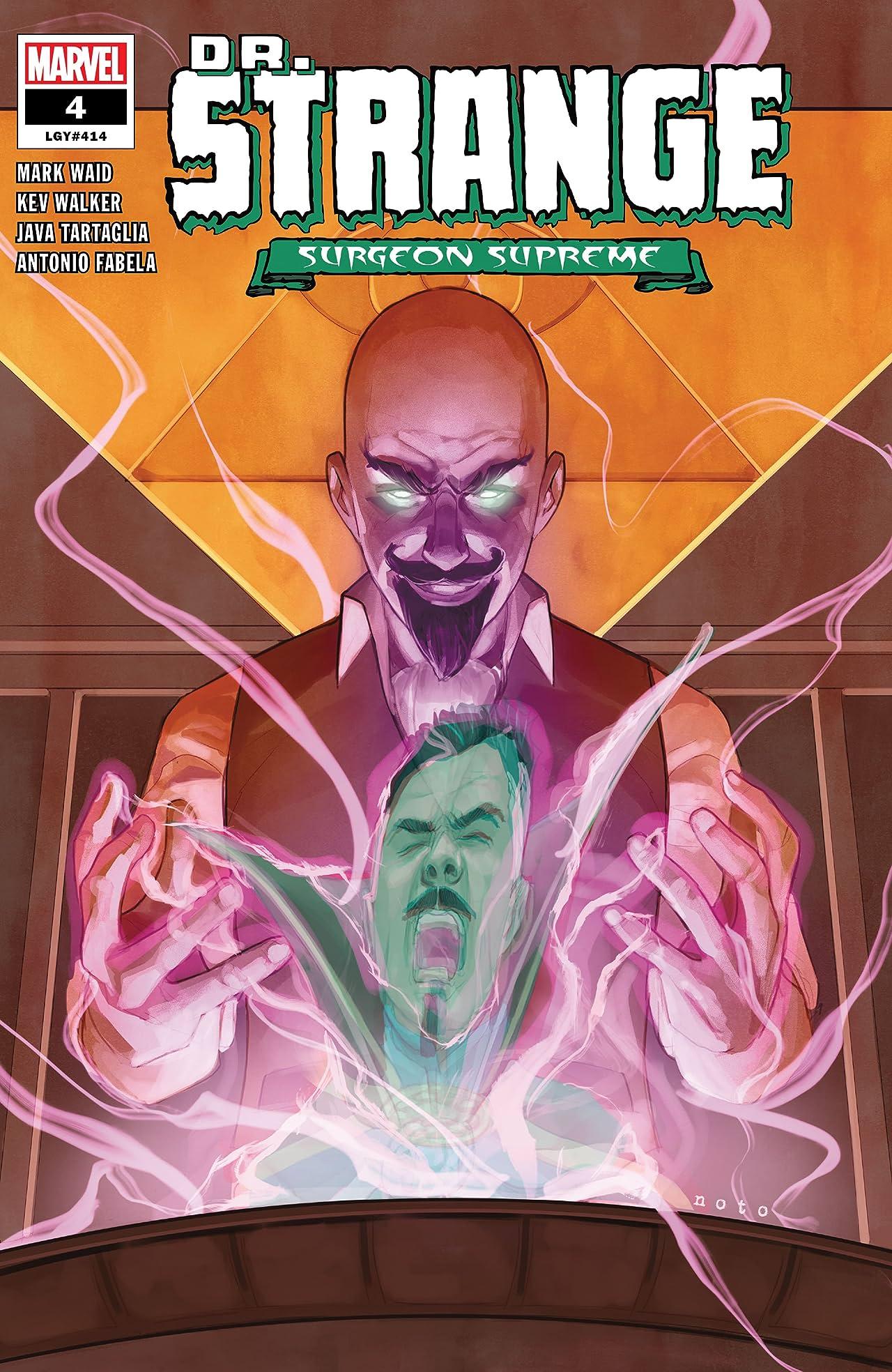 Dr. Strange (2019-) No.4