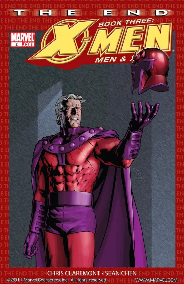 X-Men: The End #2: Men and X-Men
