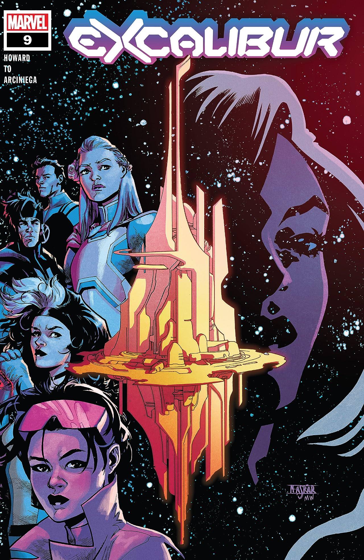 Excalibur (2019-) #9