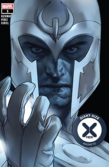 Giant-Size X-Men: Magneto (2020) #1