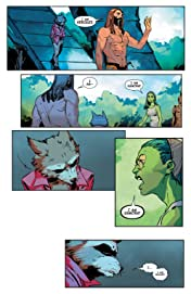 Guardians Of The Galaxy (2020-) #3