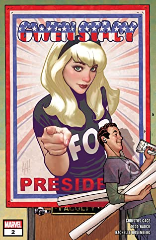 Gwen Stacy (2020) #2 (of 5)