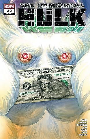 Immortal Hulk (2018-) #32