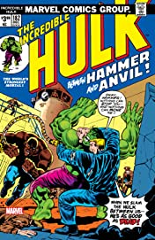 Incredible Hulk (1962-1999) #182: Facsimile Edition