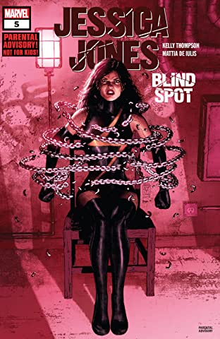 Jessica Jones: Blind Spot (2020) #5 (of 6)