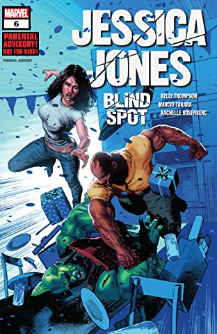 Jessica Jones: Blind Spot (2020) No.6 (sur 6)