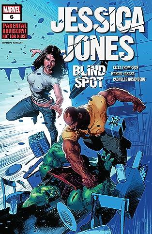 Jessica Jones: Blind Spot (2020) #6 (of 6)