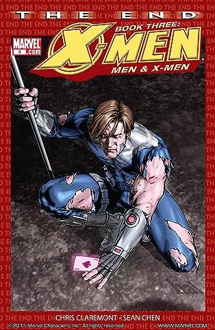 X-Men: The End #3: Men and X-Men