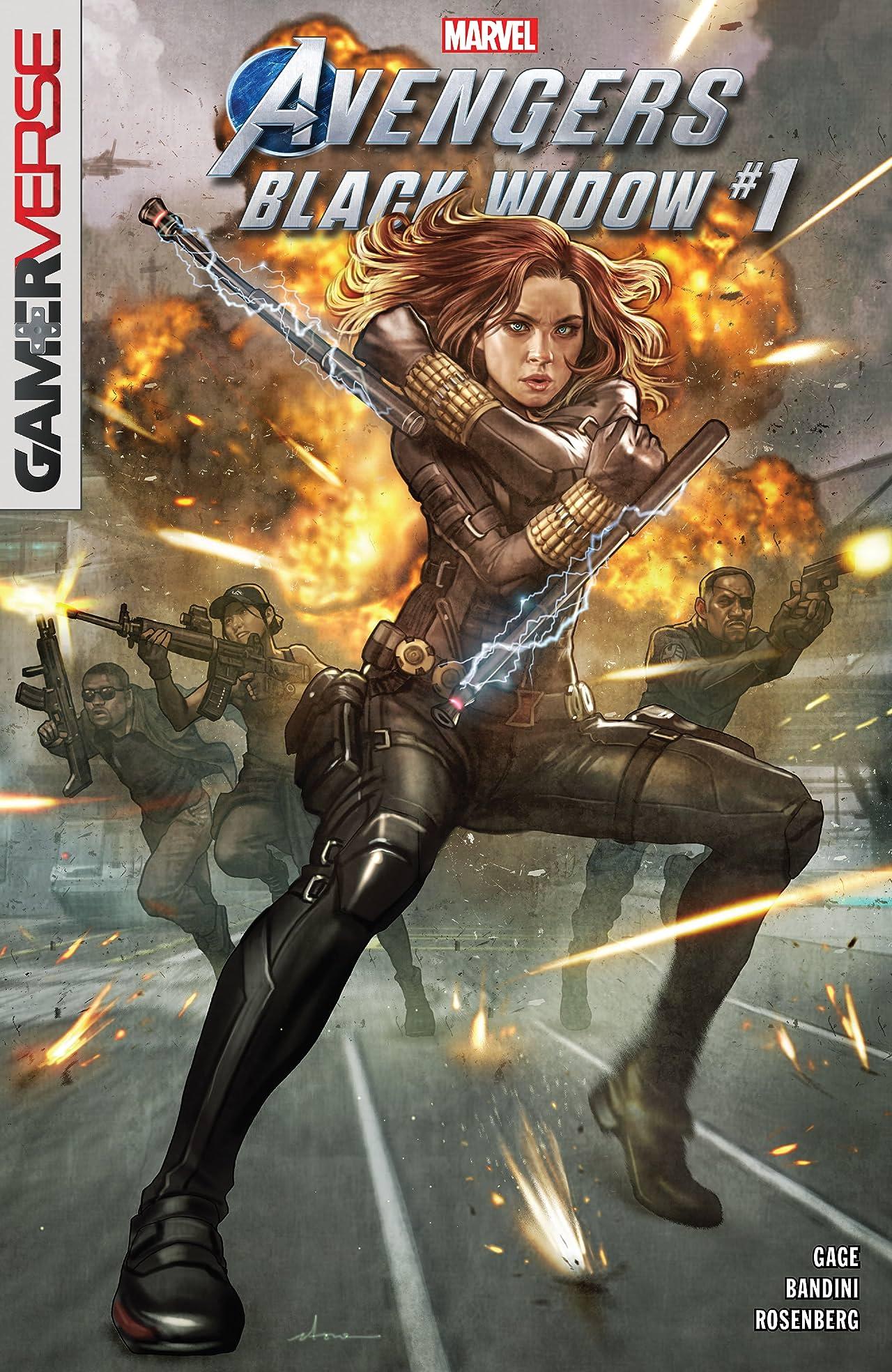 Marvel's Avengers: Black Widow (2020) #1