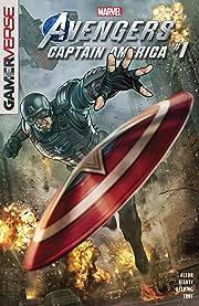 Marvel's Avengers: Captain America (2020) #1