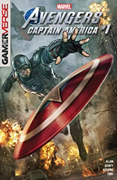 Marvel's Avengers: Captain America (2020) #1