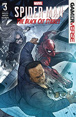 Marvel's Spider-Man: The Black Cat Strikes (2020) #3 (of 5)