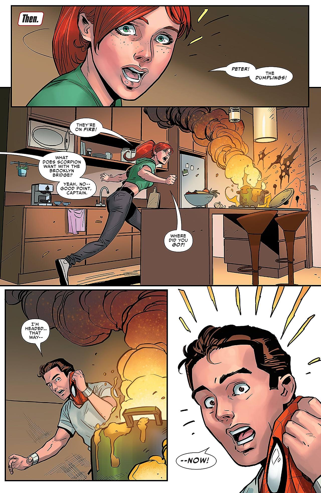 Marvel's Spider-Man: The Black Cat Strikes (2020) No.3 (sur 5)