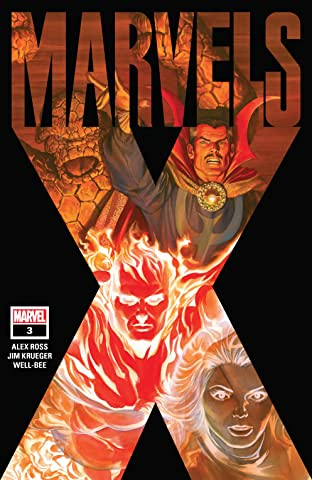 Marvels X (2020) #3 (of 6)