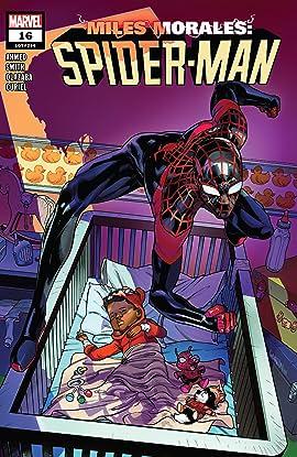 Miles Morales: Spider-Man (2018-) #16