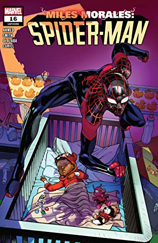 Miles Morales: Spider-Man (2018-) No.16