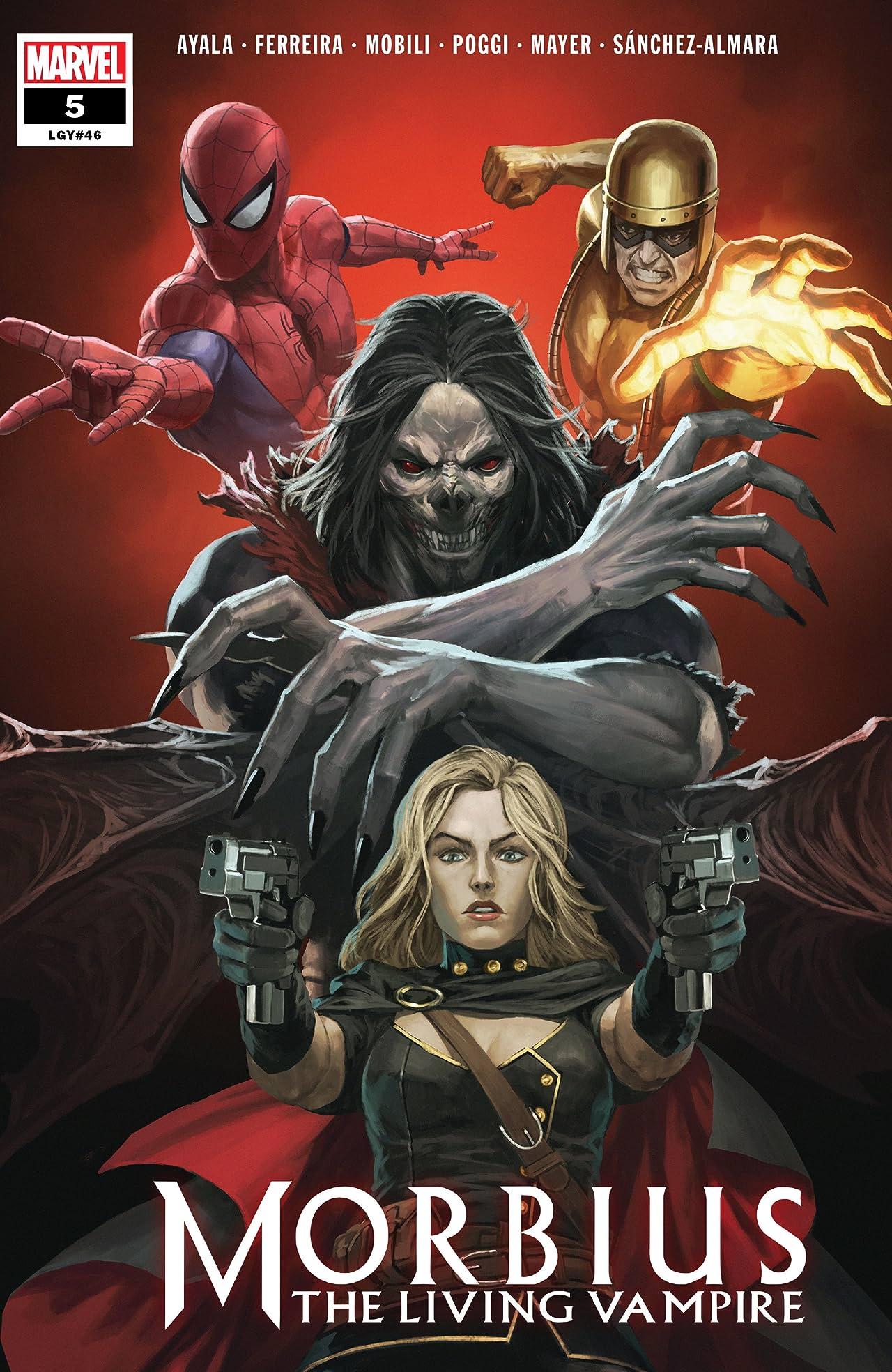 Morbius (2019-) No.5