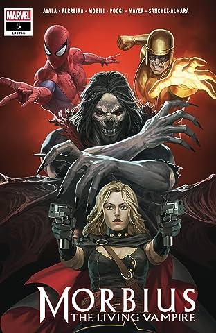 Morbius (2019-) #5