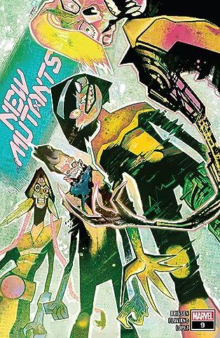 New Mutants (2019-) #9