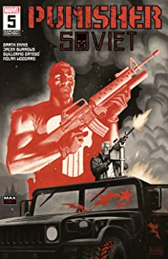 Punisher: Soviet (2019-2020) #5 (of 6)