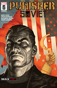 Punisher: Soviet (2019-2020) #6 (of 6)