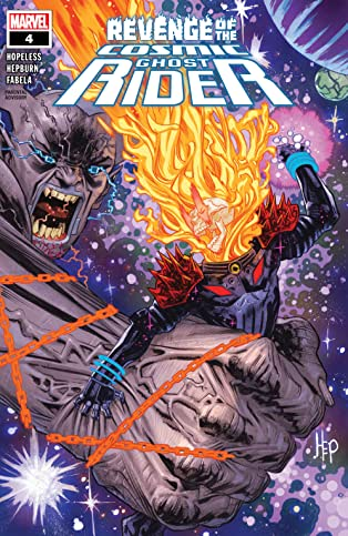 Revenge Of The Cosmic Ghost Rider (2019-) #4 (of 5)