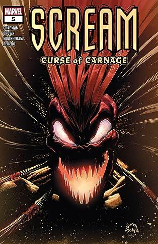 Scream: Curse Of Carnage (2019-) #5