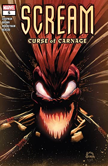 Scream: Curse Of Carnage (2019-) #5